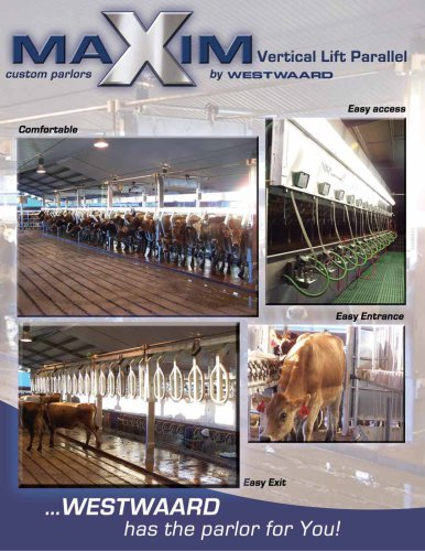 Vertical Lift Maxim Brochure