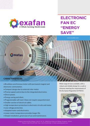 Sheet - EC Fan