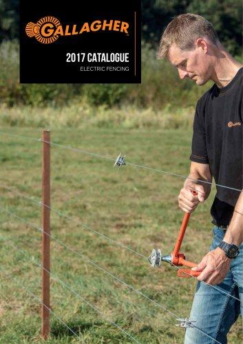 Gallagher enduser catalogue 2017