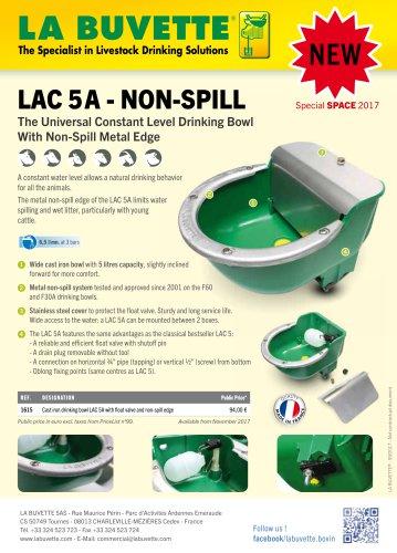 LAC 5A