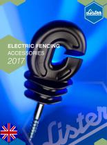 ELECTRIC FENCING/ACCESSORIES 2017