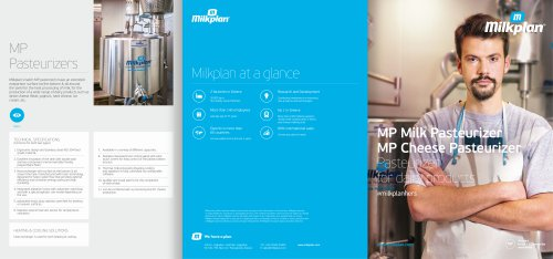 Milk & Cheese Pasteurizer