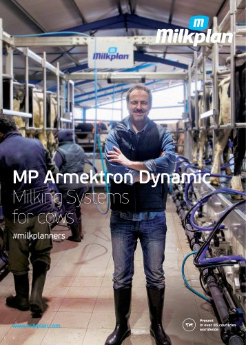 Milking Systems for Cows-Dynamic
