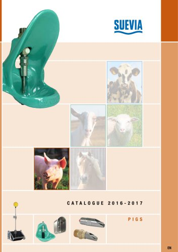 CATALOGUE 2016-2017 PIGS