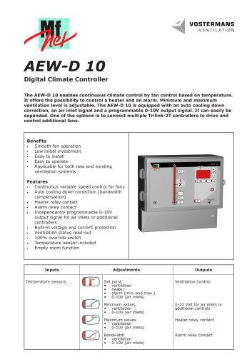AEW-D 10