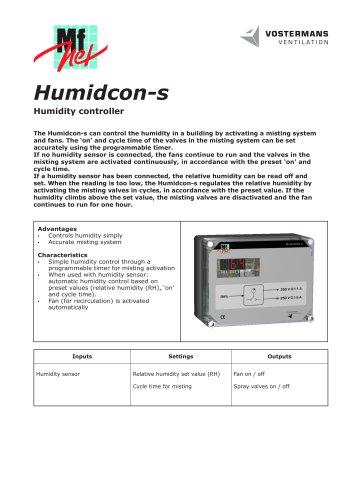 Humidcon-s
