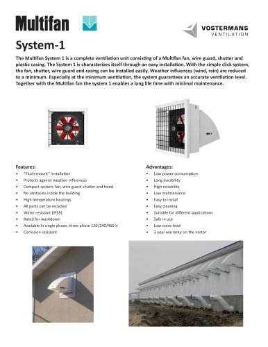 Multifan System-1