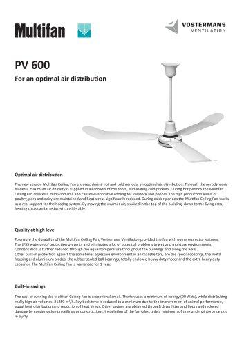 PV 600