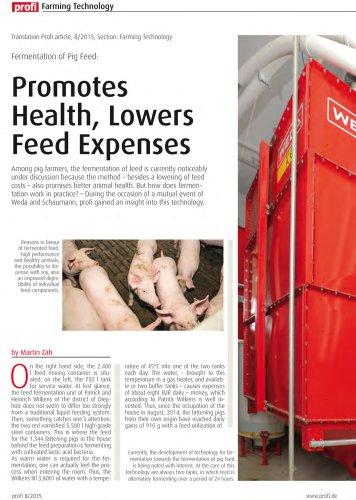 Profi Article Fermentation