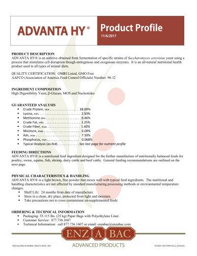 ADVANTA HY®