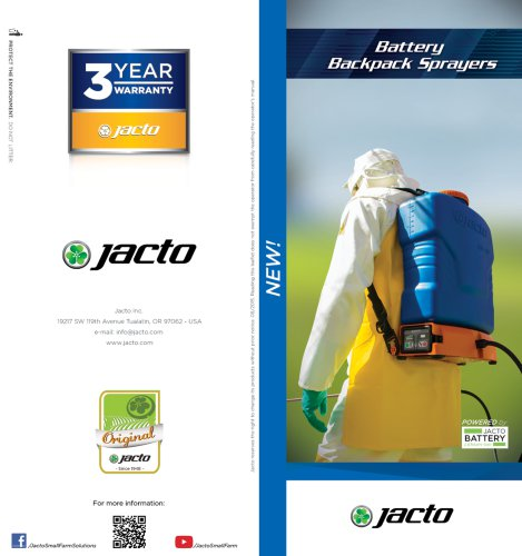 JACTO PJB-16c