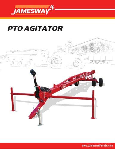 PTO Agitator