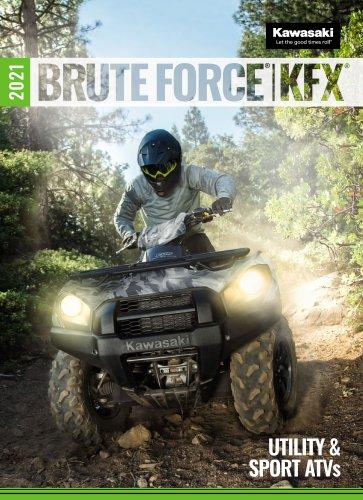 2021 BRUTE FORCE® KFX