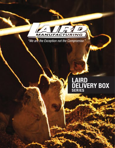 LAIRD DELIVERY BOX SERIES