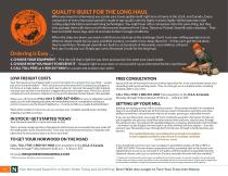 Norwood Sawmills Price List - 10