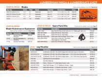 Norwood Sawmills Price List - 7