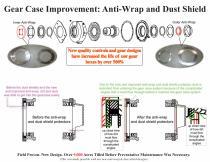 Gear Case Improvements