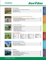Agricultural Irrigation Products 2017 Catalog - 3