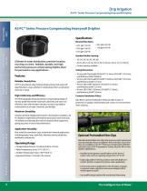 Agricultural Irrigation Products 2017 Catalog - 6