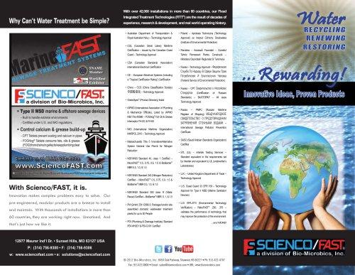Scienco/FAST Corporate