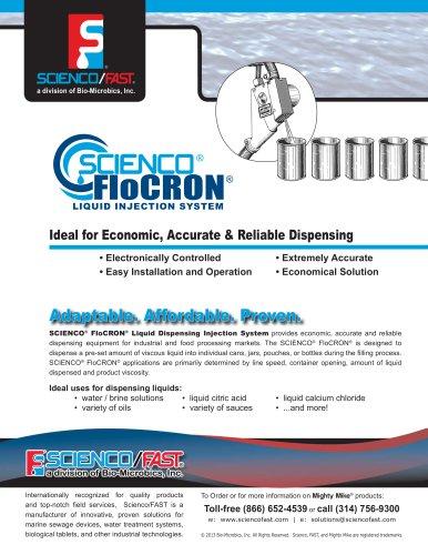Scienco® FloCRON® Liquid Injection
