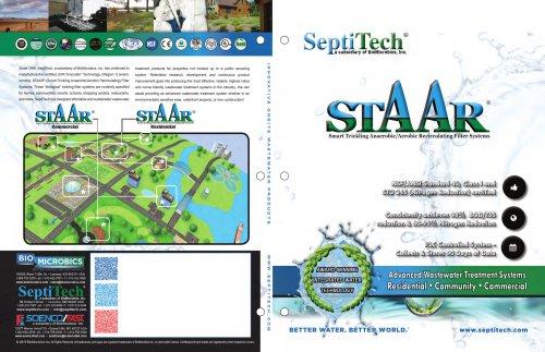 SeptiTech® STAAR®
