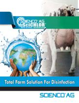 Total Farm Solution For Disinfection - 1