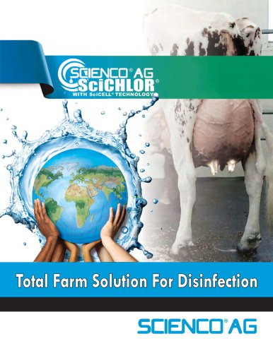 Total Farm Solution For Disinfection
