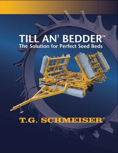 Folding 2 Bar Till an' Bedder™ TBF2