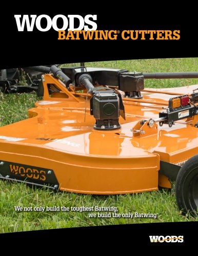 Batwing Rotary Cutters