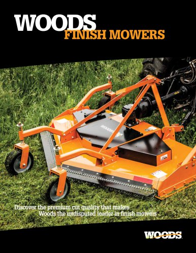 FINISH MOWERS