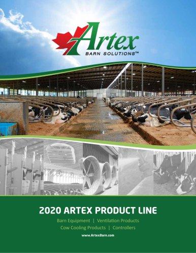 Artex Barn Solutions Full Line Brochure