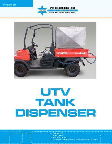 Calf-Star Dispenser Tank
