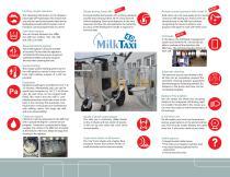 Milk Taxi 4.0 Calf Milk Pasteurizer/ Dispenser - 2
