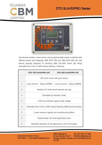 DTD controller Series