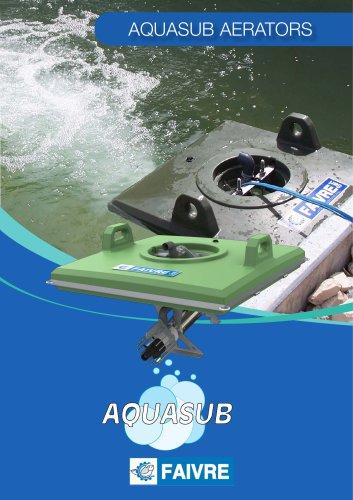 Aquasub Aerators