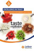 Taste Explosion - 1