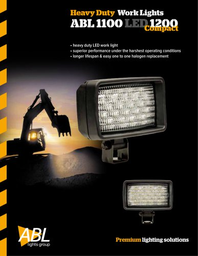 ABL 1100 LED 1200 Compact