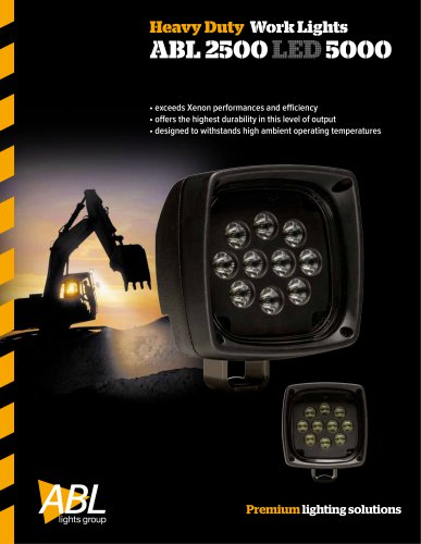 ABL 2500 LED 5000