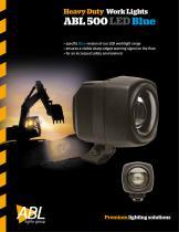 ABL 500 LED Blue - 1