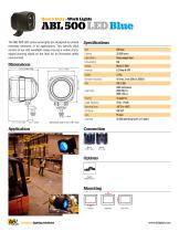 ABL 500 LED Blue - 2