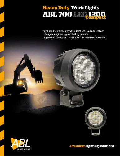 ABL 700 LED 1200 Compact