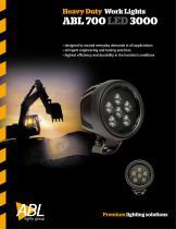 ABL 700 LED 3000 - 1