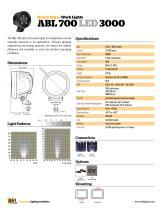 ABL 700 LED 3000 - 2