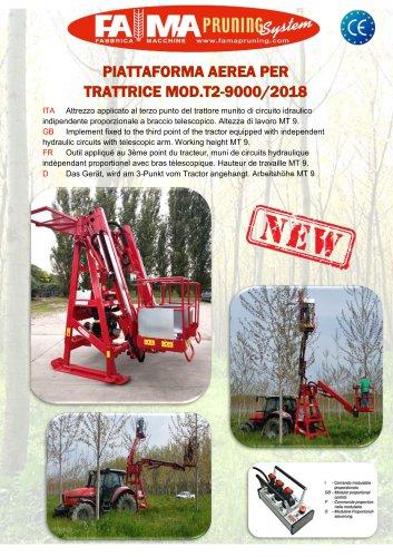 trattrice MOD.T2-9000