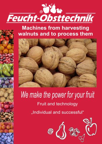 Nut Processing Technology