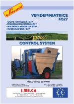Towed Grape Harvester - 1