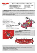 Integral Mulching Mower - 1