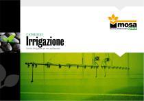 Catalogo Irrigazione