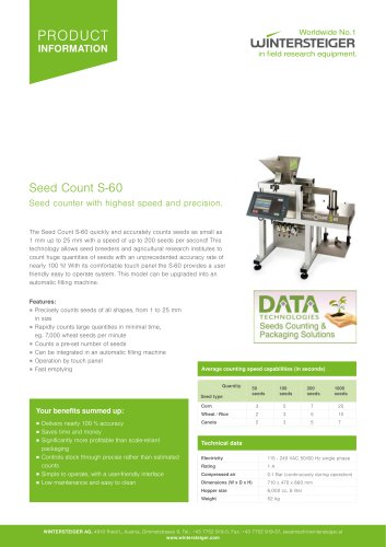 Seed Count S-60